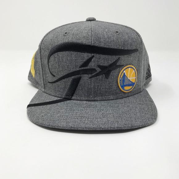df09744bdf5e1c adidas Accessories | Brand New Golden State Warriors 2016 Snapback ...